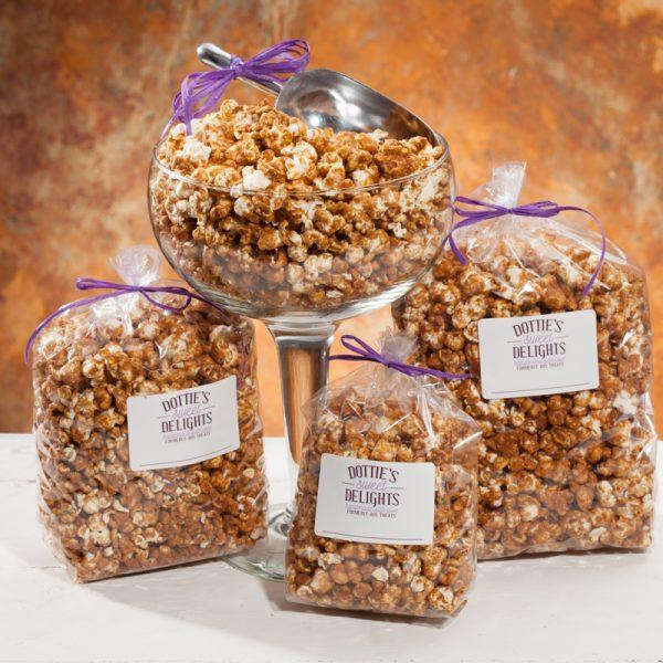 Dotties Caramel Corn Bags