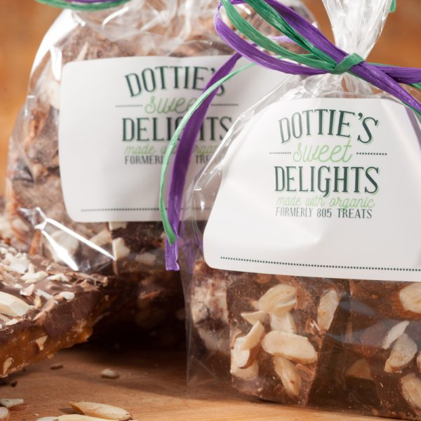 Dotties Roasted Almond Toffee