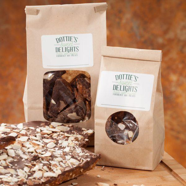 Dotties Roasted Toffee Bags
