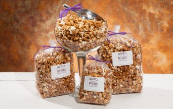 Dotties Caramel Corn Bags