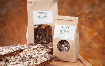 Dotties Roasted Toffee Bags
